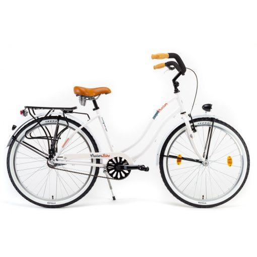 Csepel Cruiser kerékpár - Fehér