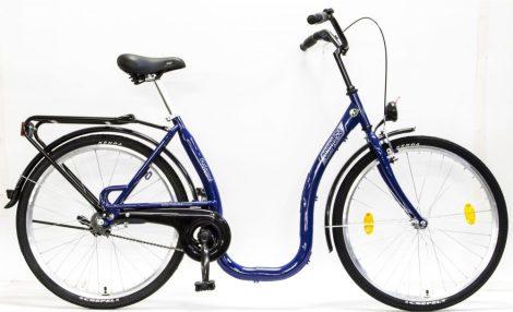 """Csepel Budapest 26"""" C felnőtt kerékpár - Kék"""
