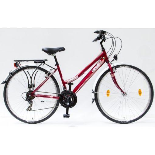 """Csepel Landrider 28"""" kerékpár - Piros"""