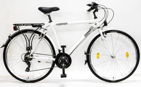 """Csepel Landrider 28"""" férfi kerékpár - Fehér"""