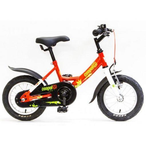 """Csepel Drift 12"""" gyermek kerékpár - Piros"""