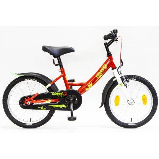 """Csepel Drift 16"""" gyermek kerékpár - Piros"""