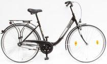 """Csepel Budapest B 28"""" felnőtt kerékpár - Fekete Új szín"""