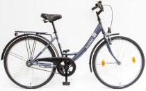 """Csepel Blackwood Ambition 26"""" kerékpár - Grafit Új szín"""