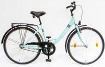 """Csepel Blackwood Ambition 26"""" kerékpár - Türkiz Új szín"""