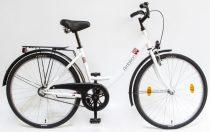 """Csepel Blackwood Ambition 26"""" kerékpár - Fehér Új szín"""