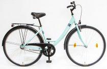 """Csepel Blackwood Ambition 28"""" kerékpár - Türkiz Új szín"""