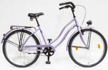 Csepel Blackwood Cruiser női kerékpár - Lila ÚJ