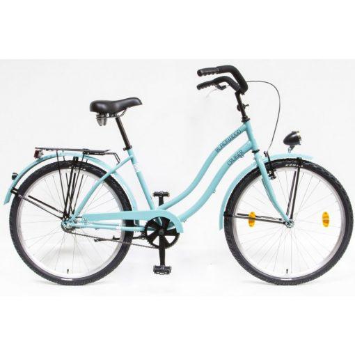 Csepel Blackwood Cruiser női kerékpár - Türkiz ÚJ