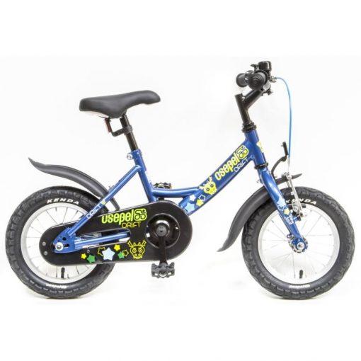 """Csepel Drift 12"""" gyermek kerékpár - Kék 2020"""