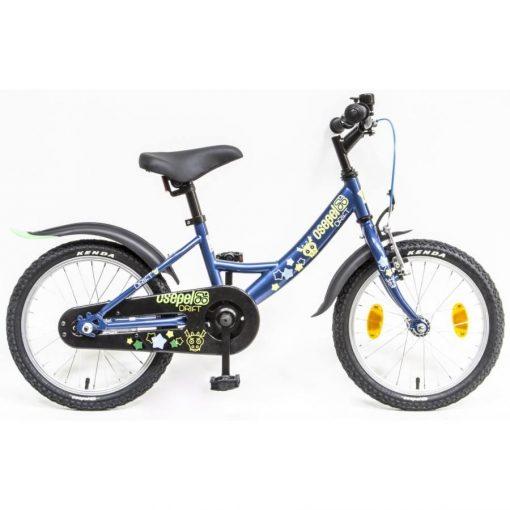 """Csepel Drift 16"""" gyermek kerékpár - Kék"""